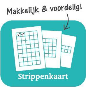 online content strippenkaart