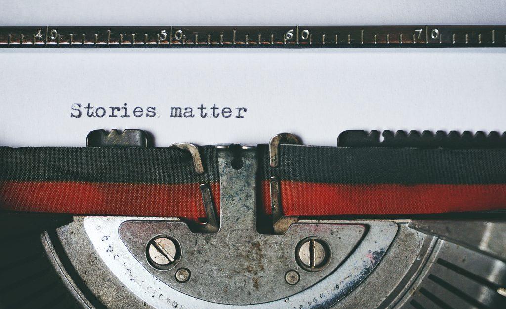 storytelling stories matter belang van verhalen